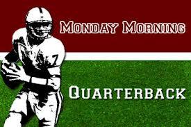 Monday Morning QB; NorthCarolina