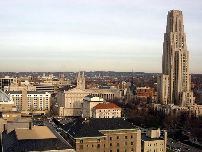 The Pitt AlumniDisconnect