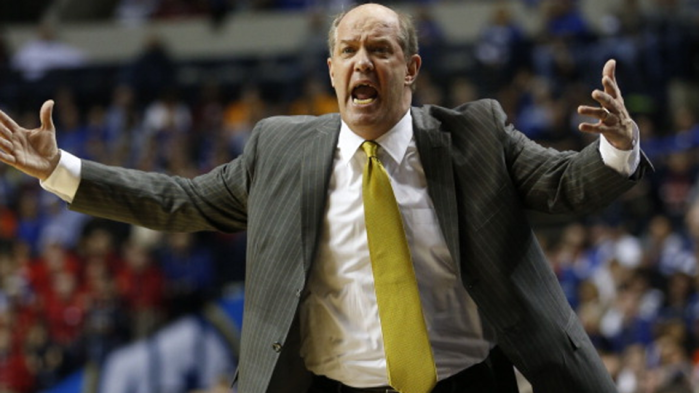 Pitt Fires BB Head Coach Kevin Stallings