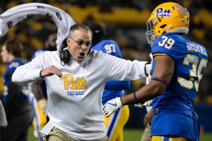 Pitt Football Bits & Pieces;3/16/18