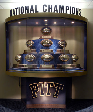 Pitt's  New Hall of FameDebuts!!