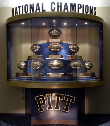 Pitt's  New Hall of Fame Debuts!!