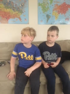 """How I Became a Pitt Fan; """"Pittpride26"""""""