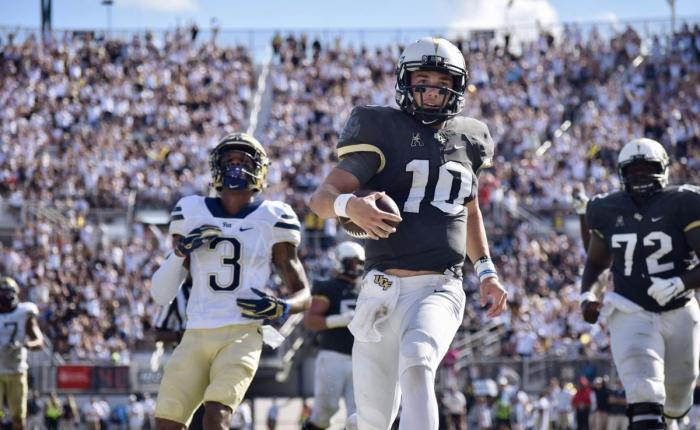 POV Sunday Podcast; Pitt Loss to UCF45-14