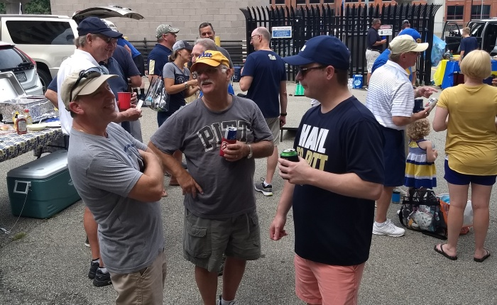 Football Bits & Pieces & Tailgate Photos;9/5/18