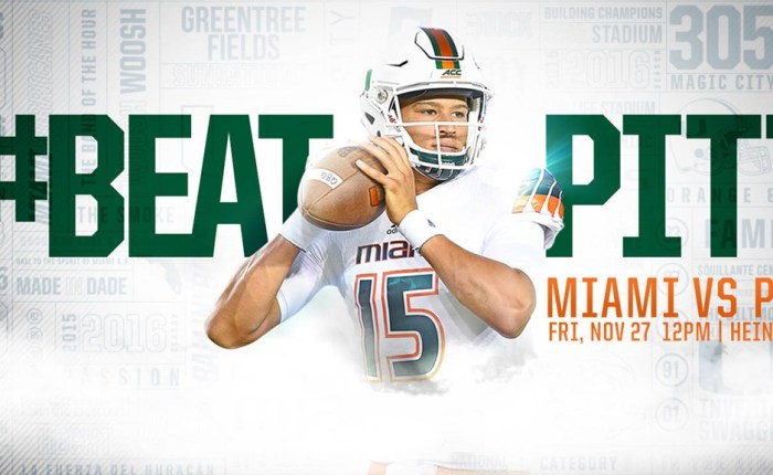 Know the Enemy + Miami Predictions Thread