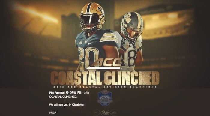 Coastal Clinched