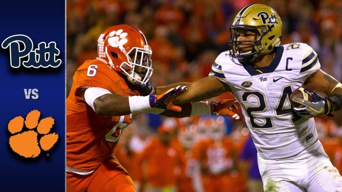 Pitt Football:  ACC Championship Open Thread