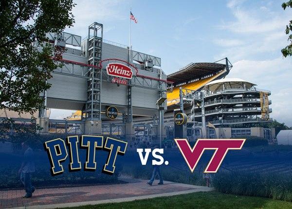 Pitt vs VA Tech GameThread