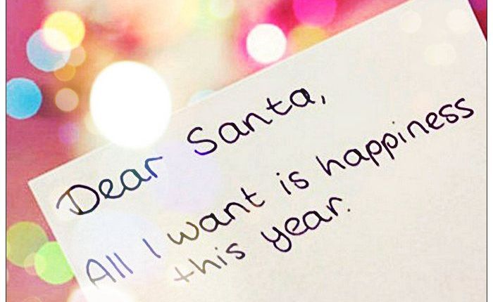 All I Want for Christmas… + News andNotes