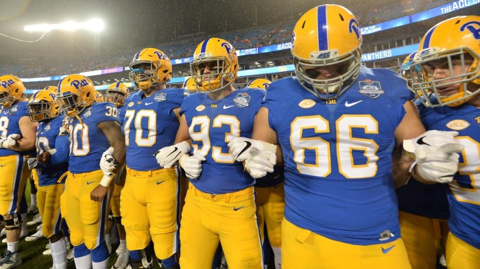 Pitt Football:  Sun Bowl Open Game Thread