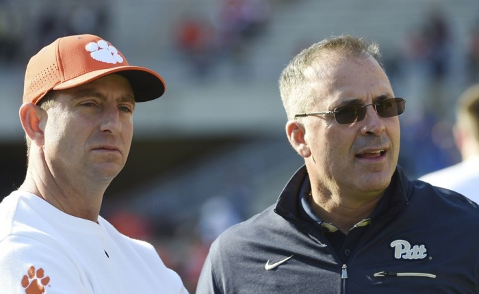 Narduzzi is Actually Better Than Dabo…Kind Of