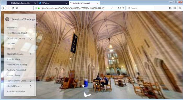 cathedral virtual tour