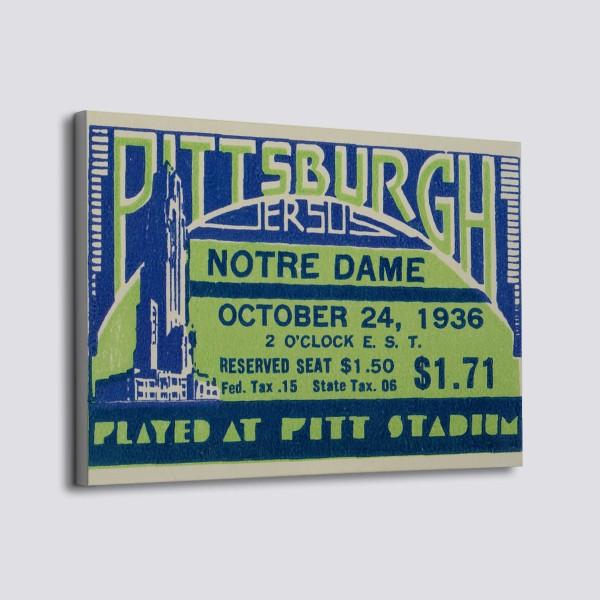 Pitt Notre Dame